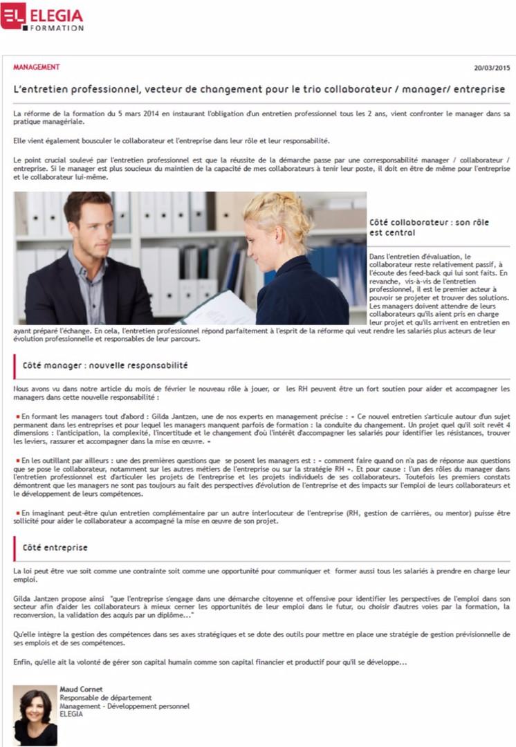 Gilda Jantzen, Agissens, entretien paru dans la newsletter Elegia, mars 2015
